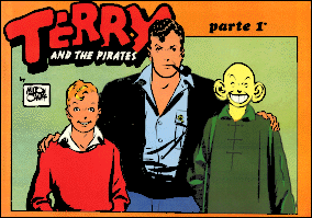 [Terry and the Pirates - YK 81]