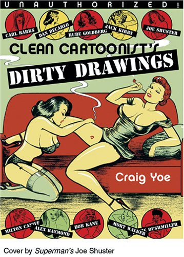 Clean Cartoonists' Dirty Drawings