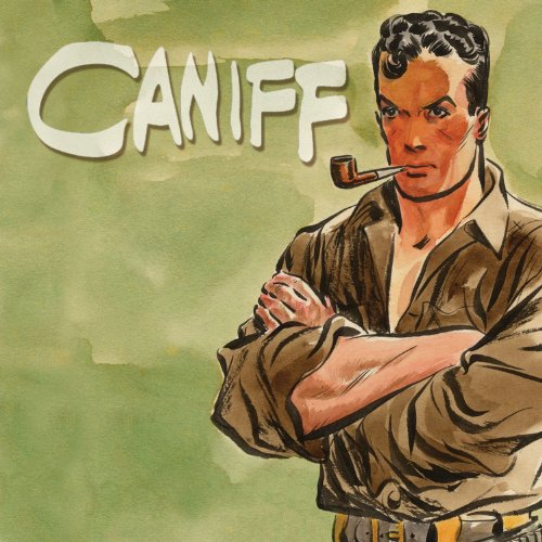 Caniff: A Visual Biography