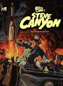 Steve Canyon - The Complete Series