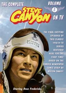 Steve Canyon DVD Vol. 3